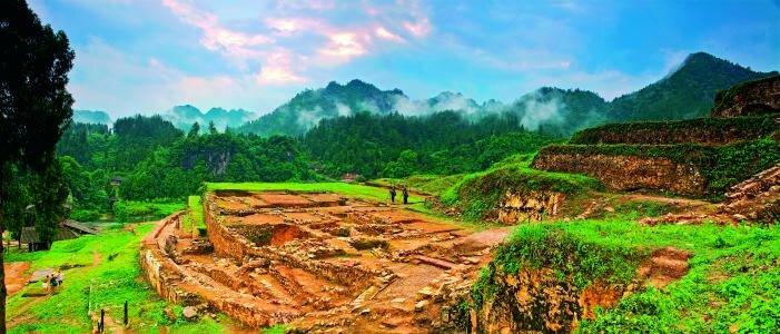 Ruins of Laosi City